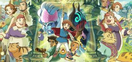 26 minut z remasterem Ni no Kuni: Wrath of the White Witch