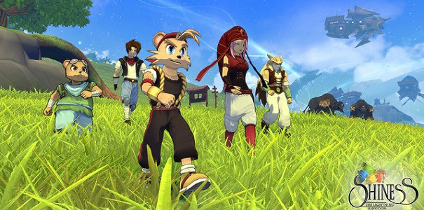 Shiness: The Lightning Kingdom. Premiera już w kwietniu