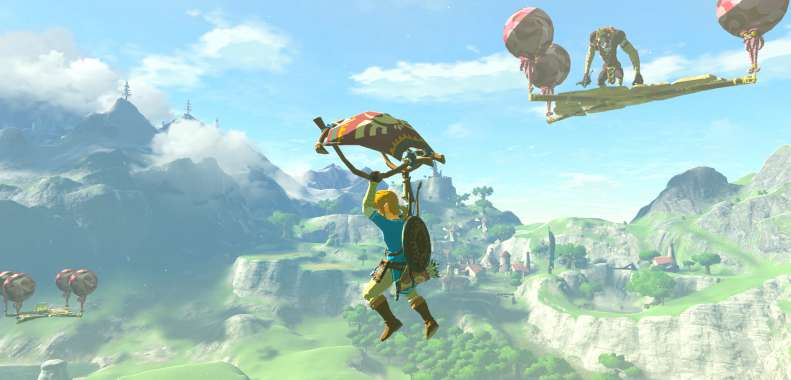 The Legend of Zelda: Breath of the Wild z trybem Hard i nowymi wyzwaniami w pierwszym DLC