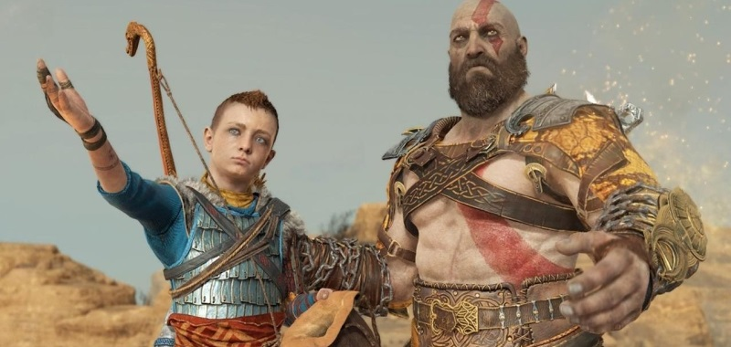 God of War: B is For Boy gratką dla fanów Kratosa