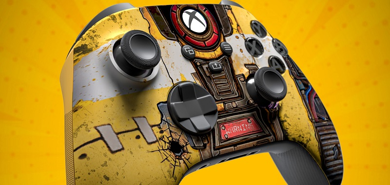 Xbox One X Borderlands Edition