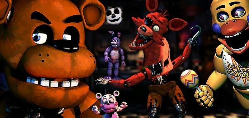 Five Nights at Freddy's na Nintendo Switch