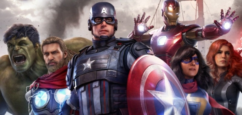 Superbohaterowie Marvel's Avengers