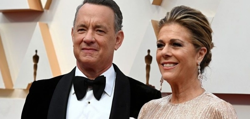 Tom Hanks koronawirus