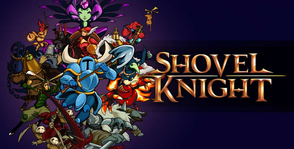 Shovel Knight: King of Cards na materiale z Nintendo Switch