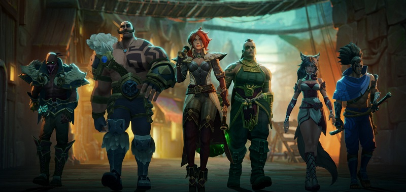 League of Legends z grą single-player. Riot Games zapowiada nowy tytuł