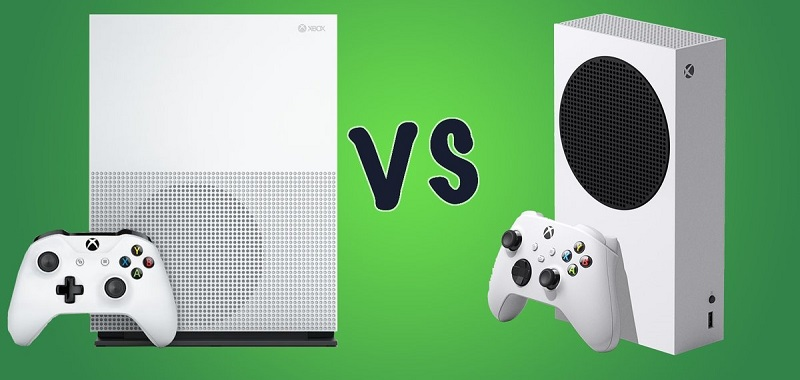 Xbox Series S vs Xbox One S
