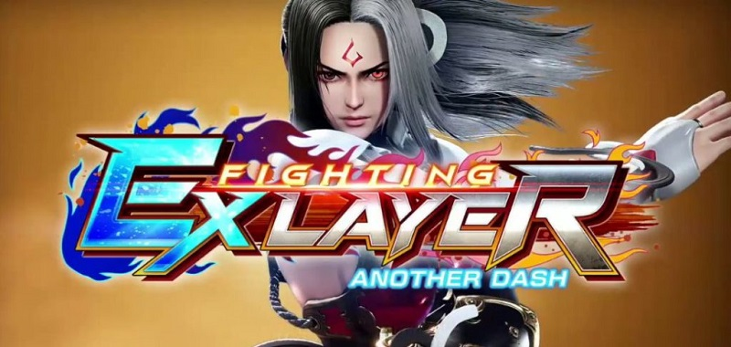 Fighting EX Layer: Another Dash Nintendo Switch
