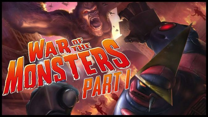 War of the Monsters [PS2] - mało znane