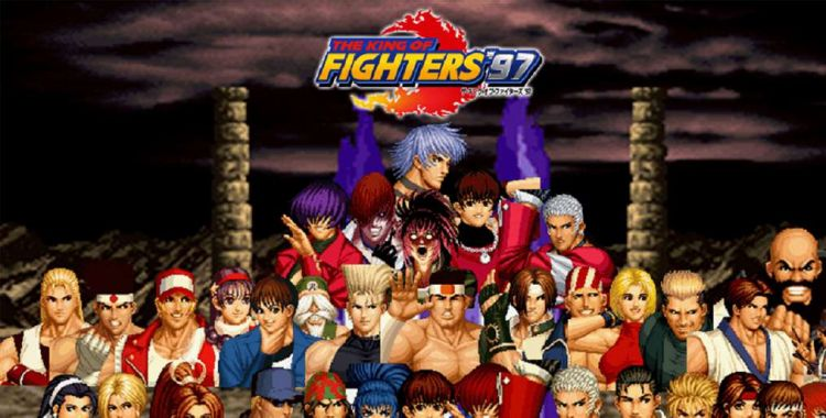 The King of Fighters '97 Global Match na PS4 i PSVita