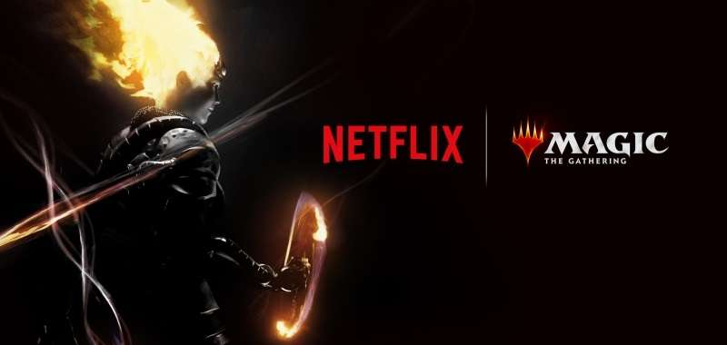 Magic: The Gathering Netflix
