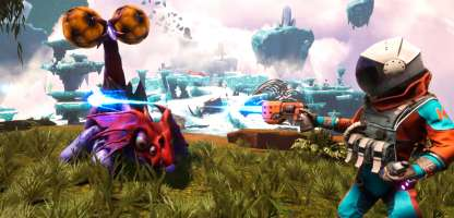 Journey to the Savage Planet. Pierwszy gameplayowy zwiastun z E3 2019