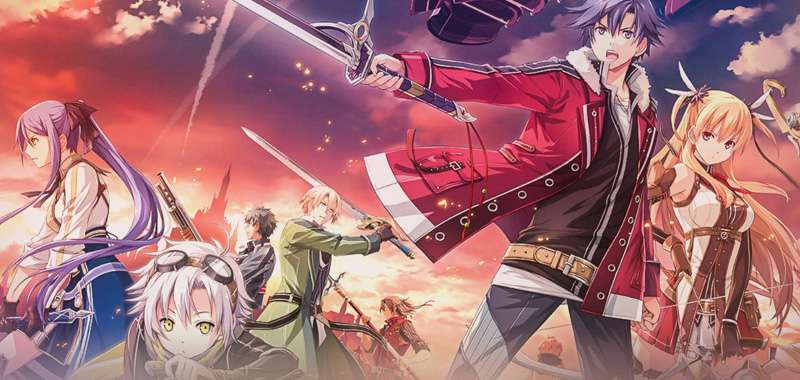 The Legend of Heroes: Trails of Cold Steel II ps4