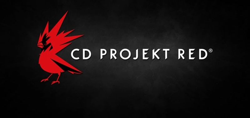 CD Projekt RED logo z napisem
