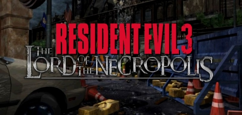 Resident Evil 3 The Lord of the Necropolis