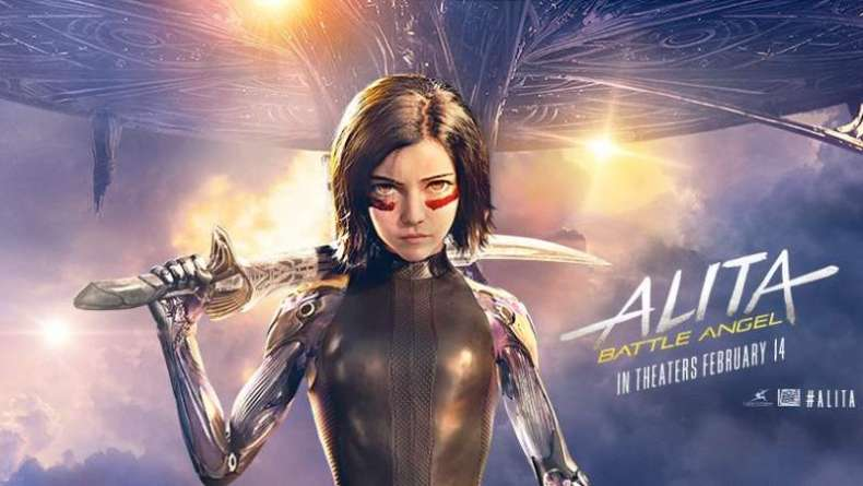 Alita: Battle Angel - recenzja