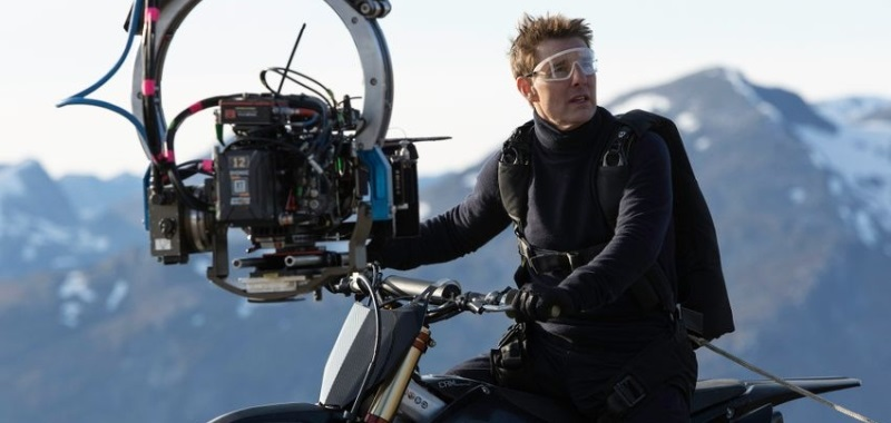 Mission Impossible 7 Tom Cruise