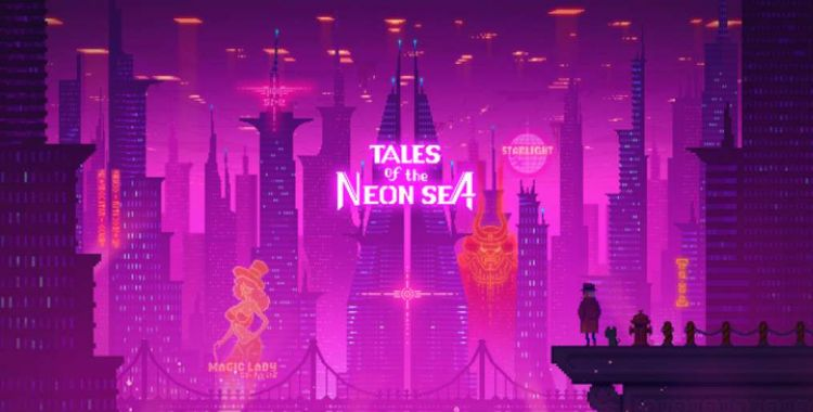 Tales of the Neon Sea to point 'n click w klimatach Łowcy Androidów