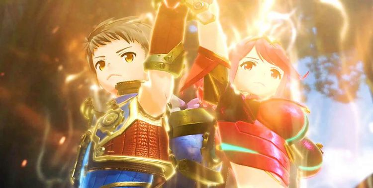 Xenoblade Chronicles 2 - dodatek Torna: The Golden Country