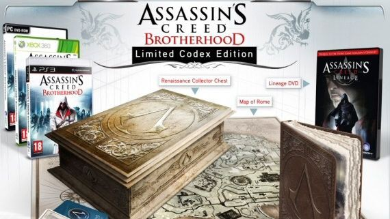 AC: Brotherhood - gameplay i limitka