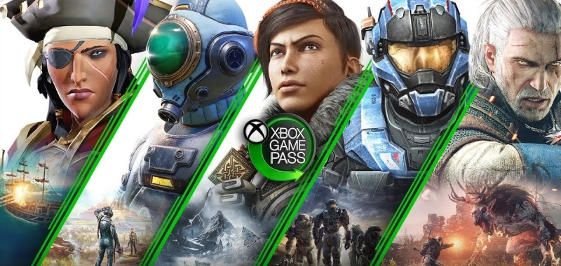 Xbox Game Pass grafika