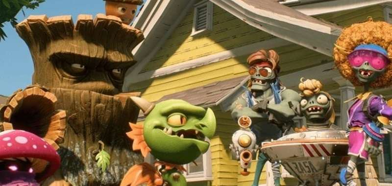 Plants vs. Zombies: Battle for Neighborville na zwiastunie premierowym