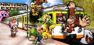 Nintendo Express: Splatoon, Super Mario Maker, Star Fox, Pokemony, Monster Hunter X