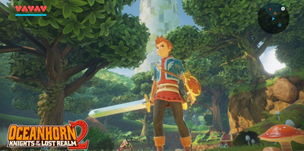 Oceanhorn 2: Knights of the Lost Realm na pierwszym materiale wideo