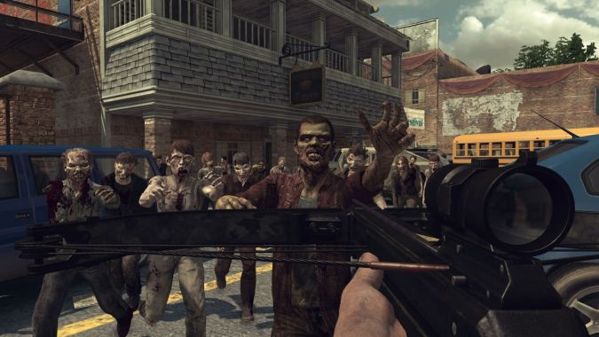 The Walking Dead: Survival Instinct zza kulis