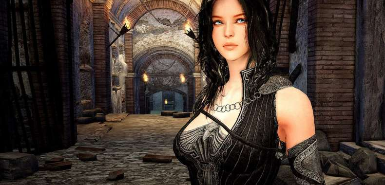 Black Desert z pierwszym gameplayem na PS4. Beta testy i data premiery