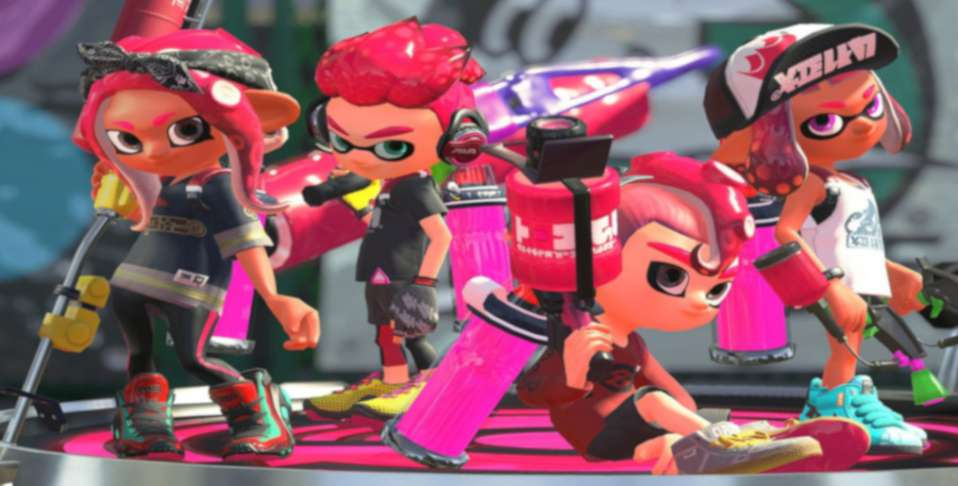 Splatoon 2 - materiał wideo z Octo Expansion