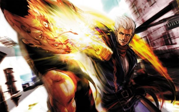 God Hand (PS2/PS3) - g(o)od game