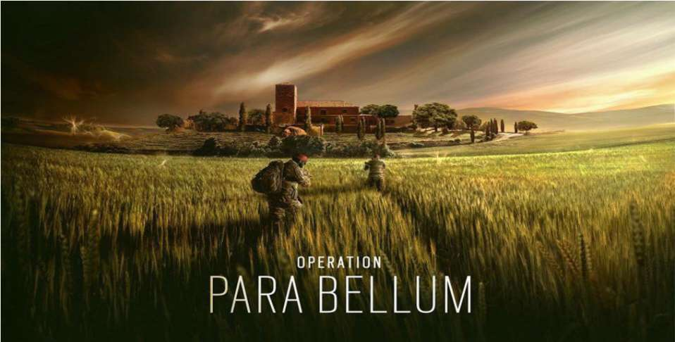 Tom Clancy's Rainbow Six: Siege - data premiery Operacji Para Bellum
