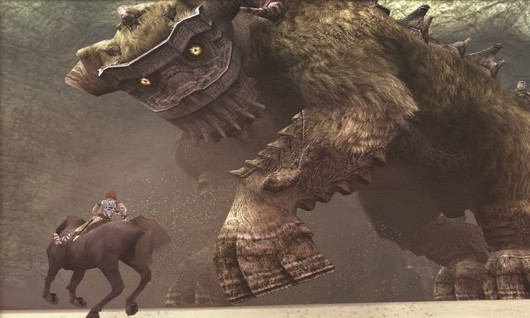Trailery ICO i Shadow of the Colossus