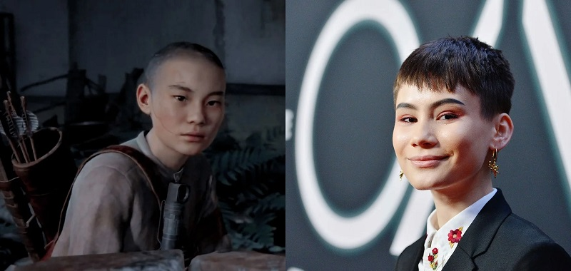 The Last of Us Part II Lev