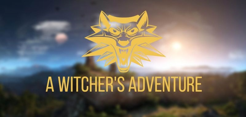 Wiedźmin w Skyrimie - A Witcher's Adventure