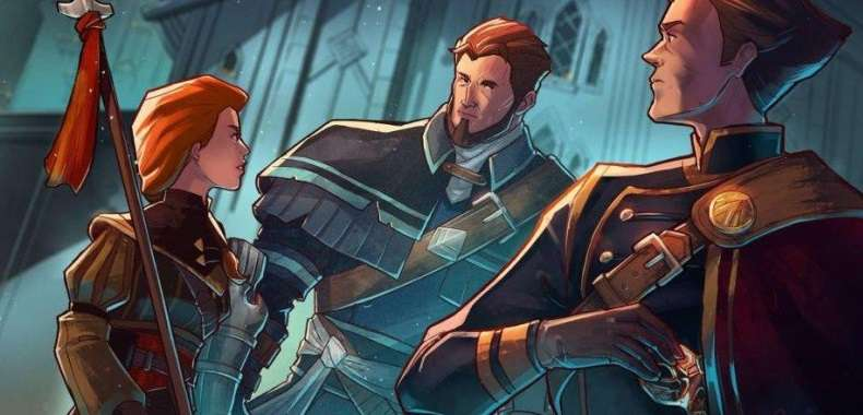 Masquerada: Songs and Shadows bohaterowie