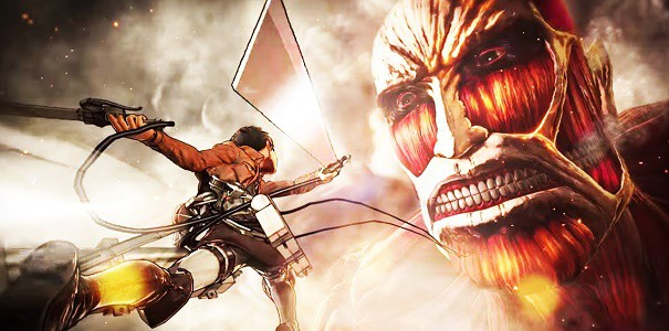 Attack on Titan na nowym materiale wideo