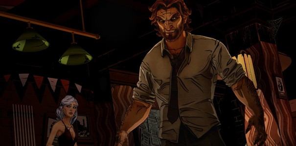 Gdzie jest The Wolf Among Us na PS Vita?