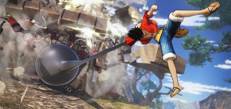 One Piece: Pirate Warriors 4 DLC