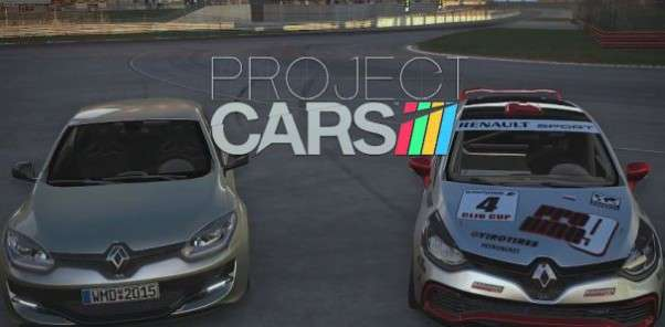 Project CARS na ESL. Data i tryby