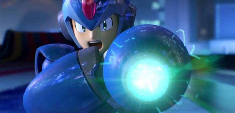 Mega Man X z Marvel vs. Capcom: Infinite