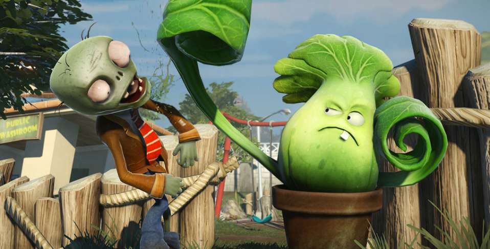 Electronic Arts skasowało Plants vs Zombies: Garden Warfare 3