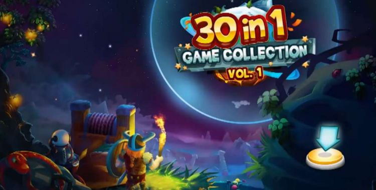 30-in-1 Game Collection: Volume 1 - pakiet gier zmierza na Nintendo Switch