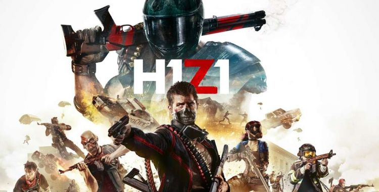 H1Z1 jako gra free-to-play na PlayStation 4, otwarta beta w maju