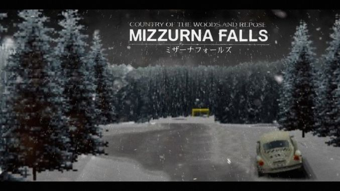 Blast from the past #3: Mizzurna Falls