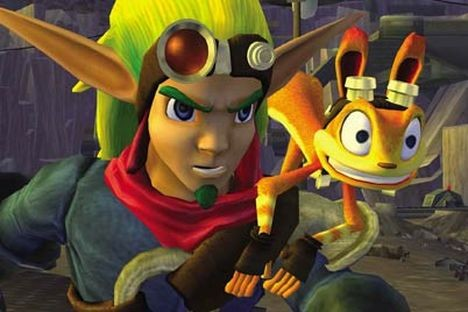 Jak and Daxter na PS3?