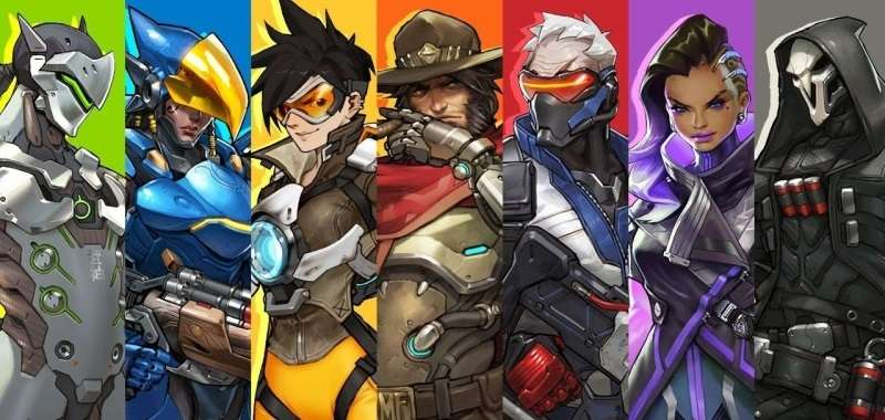 Overwatch bohaterowie