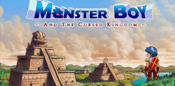 Pierwszy materiał wideo z Monster Boy And The Cursed Kingdom