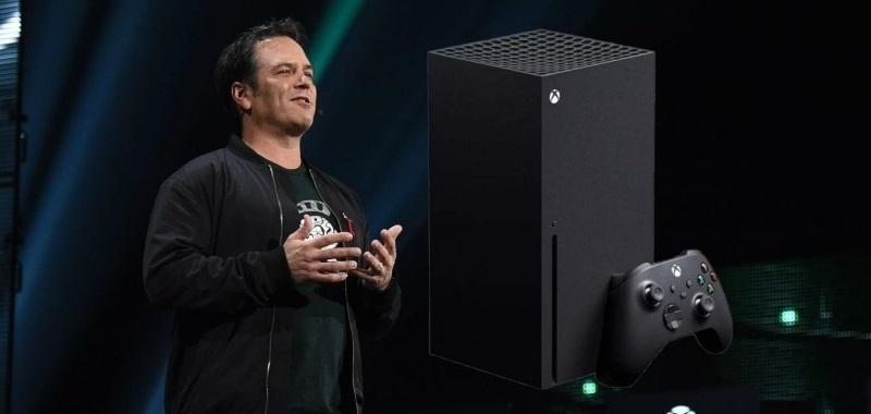 Xbox Series X Phil Spencera